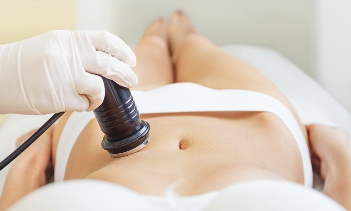 Fat cavitation body contouring