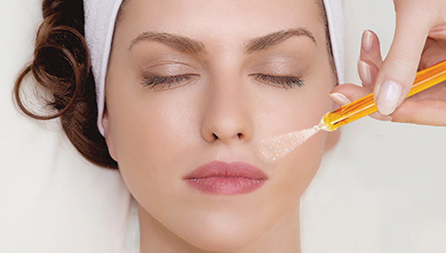 And oxygen facial