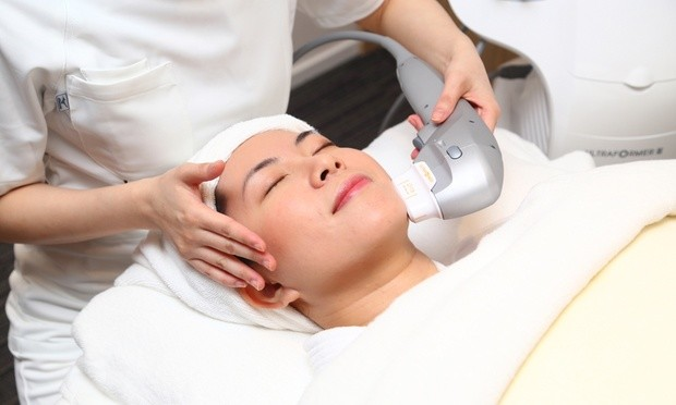 non-invasive face lifting