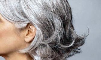 Reverse Grey Hair