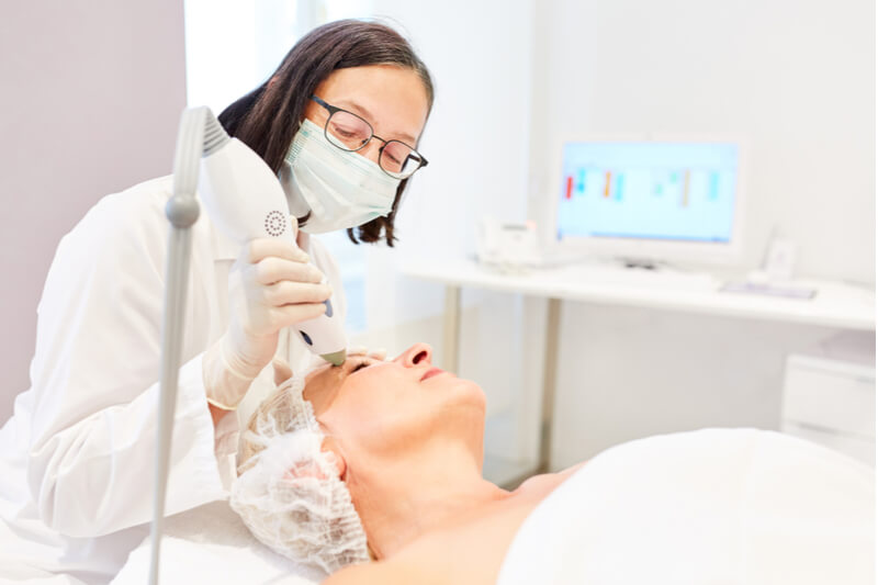 what is thermage facelift