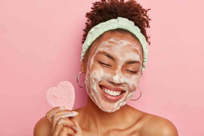cleanser for skin