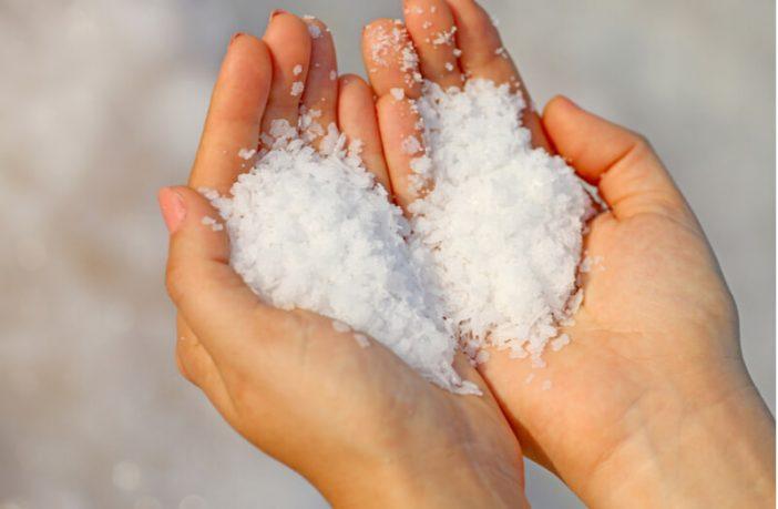 salt scrubs for hair