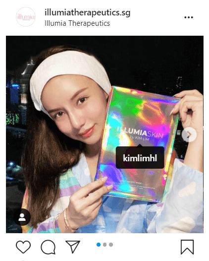 kim lim founder illumia