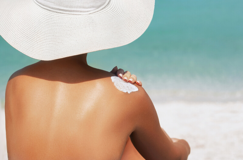 where to apply sunscreen